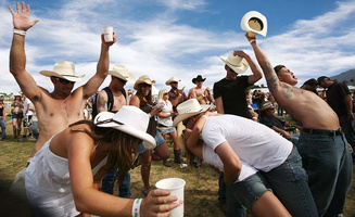 Stagecoach festival (country)